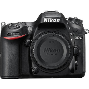 buy Nikon D7200 DSLR Camera (Body Only) in India imastudent.com