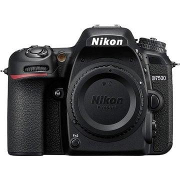 buy Nikon D7500 DSLR Camera (Body Only) in India imastudent.com