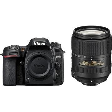 buy Nikon D7500 DSLR Camera with 18-300mm Lens in India imastudent.com