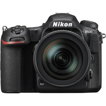 buy Nikon D500 DSLR Camera with 16-80mm Lens in India imastudent.com