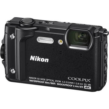 buy Nikon COOLPIX W300 Digital Camera (Black) in India imastudent.com