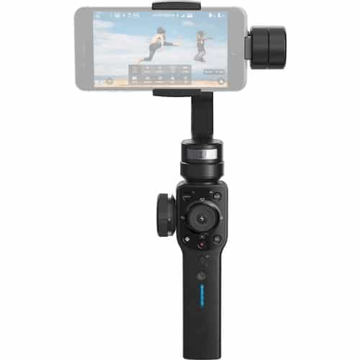 buy Zhiyun-Tech Smooth-4 Smartphone Gimbal (Black) in India imastudent.com