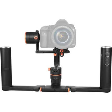 buy FeiyuTech A2000 3-Axis Handheld Gimbal with Dual Grip Handle Kit in India imastudent.com