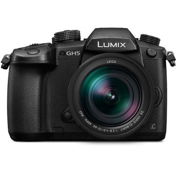 buy Panasonic Lumix DC-GH5 Mirrorless Micro Four Thirds Digital Camera with 12-60mm Lens in India imastudent.com