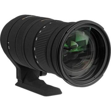 buy Sigma 50-500mm f/4.5-6.3 APO DG OS HSM Lens for Nikon  in India imastudent.com