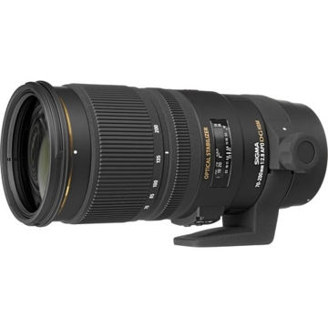 buy Sigma 70-200mm f/2.8 EX DG APO OS HSM for Nikon in India imastudent.com