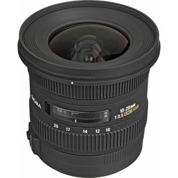 buy Sigma 10-20mm f/3.5 EX DC HSM Autofocus Zoom Lens for Sony in India imastudent.com