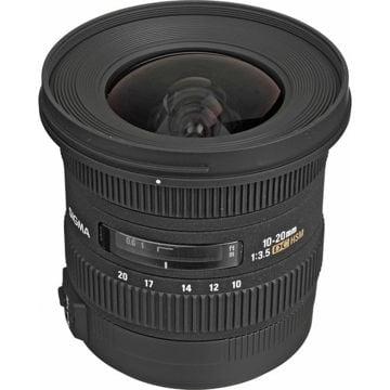 buy Sigma 10-20mm f/3.5 EX DC HSM Autofocus Zoom Lens for Sony in India imastudent.com