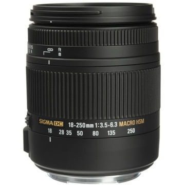 buy Sigma 18-250mm F3.5-6.3 DC Macro OS HSM for Canon EF Mount in India imastudent.com
