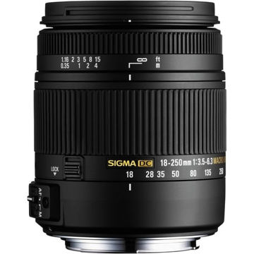 buy Sigma 18-250mm F3.5-6.3 DC Macro HSM for Sony Alpha Cameras in India imastudent.com