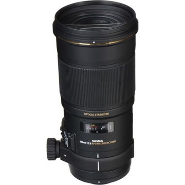 buy Sigma 180mm f/2.8 APO Macro EX DG OS HSM Lens (for Nikon) in India imastudent.com
