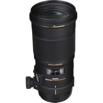 buy Sigma 180mm f/2.8 APO Macro EX DG OS HSM Lens (for Canon) in India imastudent.com
