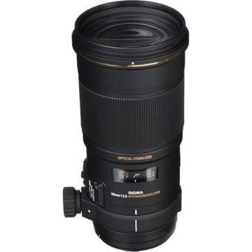 buy Sigma 180mm f/2.8 APO Macro EX DG OS HSM Lens (for Canon) in India imastudent.com