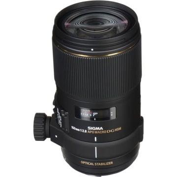 buy Sigma 150mm f/2.8 EX DG OS HSM APO Macro Lens (For Canon) in India imastudent.com