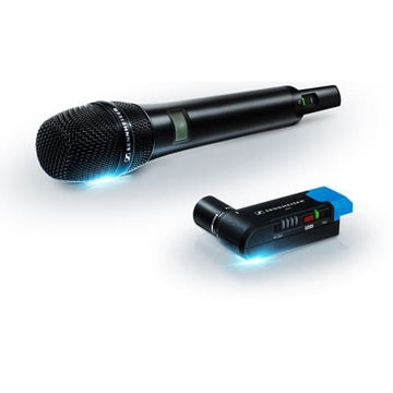 buy Sennheiser AVX Camera-Mountable Digital Handheld Wireless Microphone Set in India imastudent.com