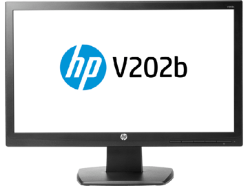 HP V202b 19.5-inch Monitor price in india features reviews specs
