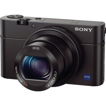 buy Sony Cyber-shot DSC-RX100 III Digital Camera in India imastudent.com