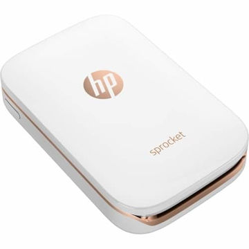 HP Sprocket Photo Printer (white) price in india features reviews specs