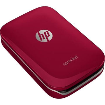 HP Sprocket Photo Printer (Red) price in india features reviews specs