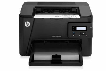 HP LaserJet Pro M202dw Printer price in india features reviews specs