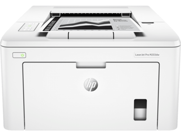 HP LaserJet Pro M203dw Printer price in india features reviews specs
