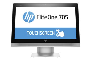 HP EliteOne 705 G2 23-inch Touch All-in-One PC price in india features reviews specs