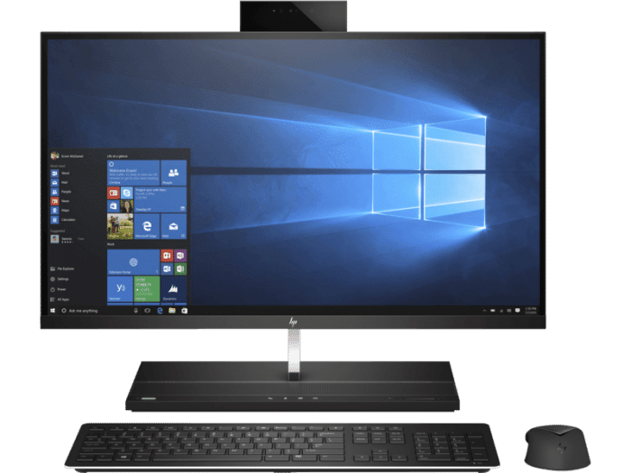 HP EliteOne 1000 G1 27-in 4K UHD All-in-One Core i7 16GB 2TB Business PC