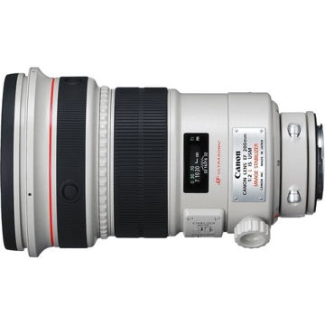 buy Canon EF 200mm f/2L IS USM Lens in India imastudent.com