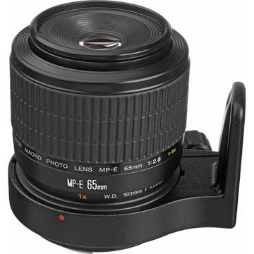 buy Canon MP-E 65mm f/2.8 1-5x Macro Photo Lens in India imastudent.com