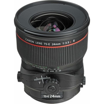 buy Canon TS-E 24mm f/3.5L II Tilt-Shift Lens in India imastudent.com