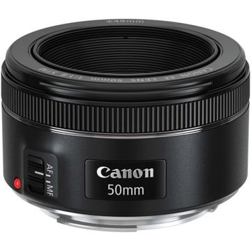 buy Canon EF 50mm f/1.8 STM Lens in India imastudent.com