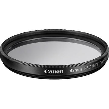 buy Canon 43mm Protector Filter in India imastudent.com