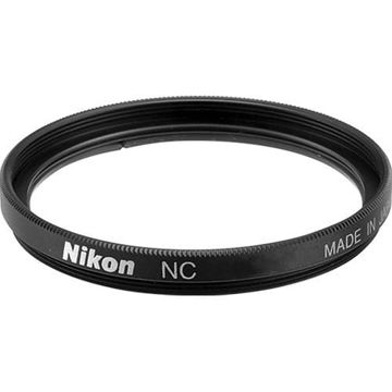 buy Nikon 52mm Clear NC Glass Filter in India imastudent.com