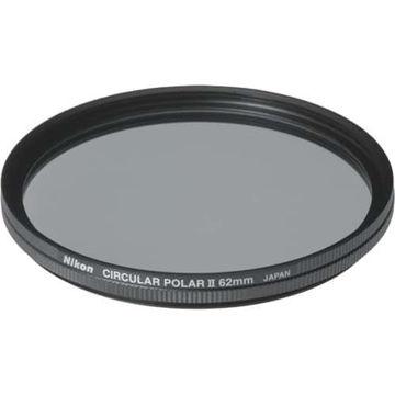 buy Nikon 62mm Circular Polarizer II Filter in India imastudent.com