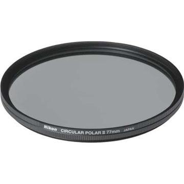 buy Nikon 77mm Circular Polarizer II Filter in India imastudent.com