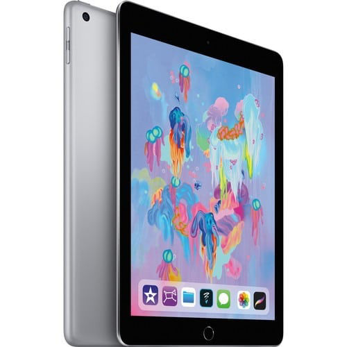 "buy Apple 9.7"" iPad (Early 2018, 32GB, Wi-Fi + 4G LTE, Space Gray) in India imastudent.com"