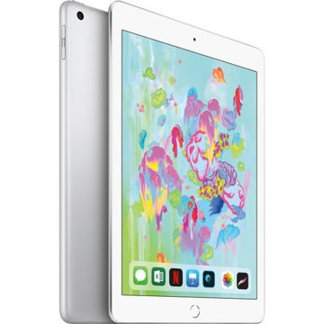 "buy Apple 9.7"" iPad (Early 2018, 32GB, Wi-Fi + 4G LTE, Silver) in India imastudent.com"