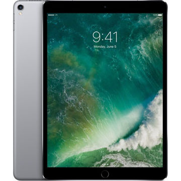 "buy Apple 10.5"" iPad Pro (64GB, Wi-Fi + 4G LTE, Space Gray) in India imastudent.com"