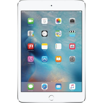 buy Apple 128GB iPad mini 4 (Wi-Fi + 4G LTE, Silver) in India imastudent.com