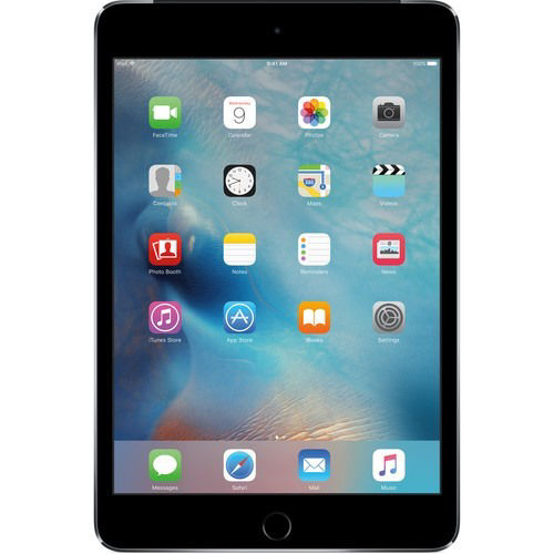 buy Apple 128GB iPad mini 4 (Wi-Fi + 4G LTE, Space Gray) in India imastudent.com