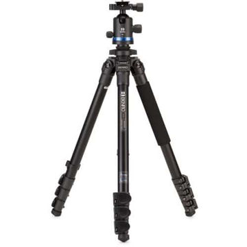 buy Benro TAD28AIB2 Series 2 Adventure Aluminum Tripod with B2 Ball Head in india imastudent.com