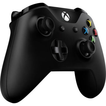 Microsoft Xbox One Wireless Controller (2016 Version, Black) price in india features reviews specs
