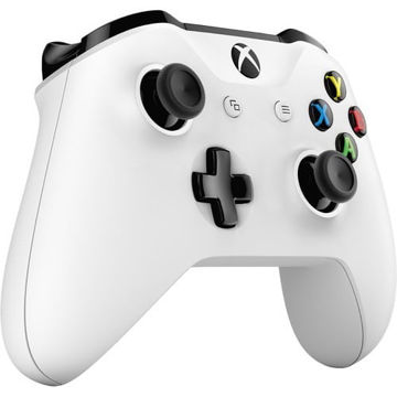 Microsoft Xbox One Wireless Controller (2016 Version, White) price in india features reviews specs