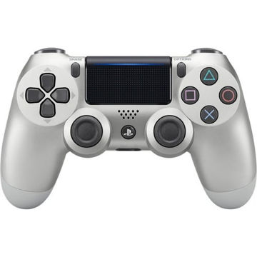 Sony DualShock 4 Wireless Controller (2016 Version, Silver) Price in india features reviews specs