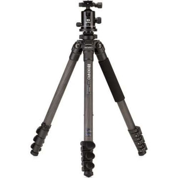 buy Benro TAD38CB3 Series 3 Adventure Carbon Fiber Tripod with B3 Ball Head in india imastudent.com