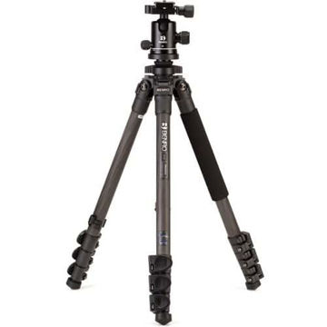 buy Benro TAD18CB1 Series 1 Adventure Carbon Fiber Tripod with B1 Ball Head in india imastudent.com