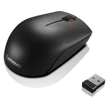 Lenovo Wireless Compact Mouse 300 price in india features reviews specs