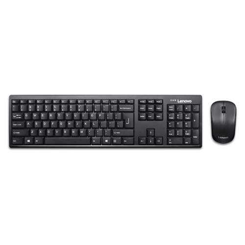Lenovo Wireless Keyboard and Mouse combo price in india features reviews specs
