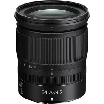 buy Nikon NIKKOR Z 24-70mm f/4 S Lens in India imastudent.com