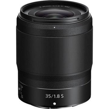 buy Nikon NIKKOR Z 35mm f/1.8 S Lens in India imastudent.com